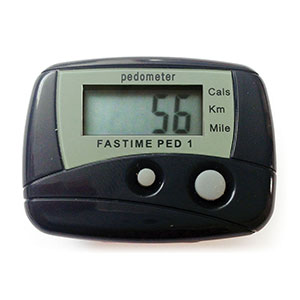 FAST TIME PED 1 PEDOMETER