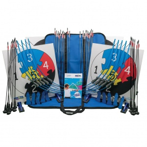 ARROWS ARCHERY 10 BOW PACK