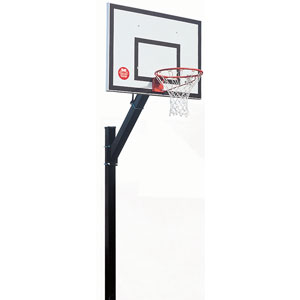 SURE SHOT 660 HEAVY DUTY BASKETBALL SYSTEM