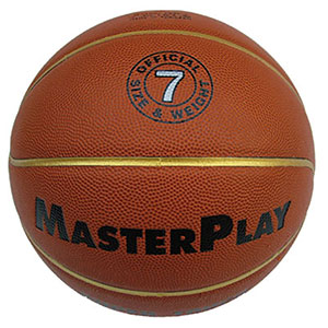 MASTERPLAY MATCH BASKETBALL