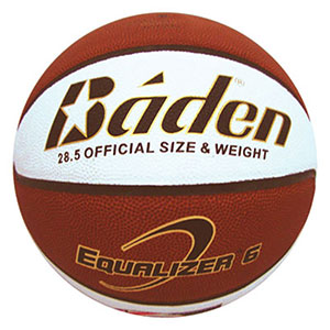 BADEN PERFECTION BEQ EQUALIZER BASKETBALL