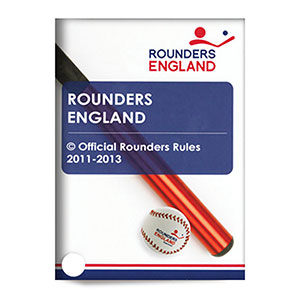OFFICIAL ROUNDERS RULES BOOK