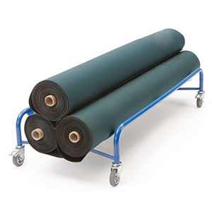 INDOOR MAT TROLLEY