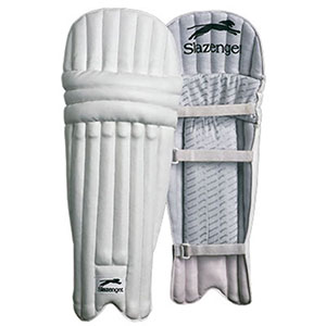SLAZENGER ACADEMY BATTING LEG GUARDS