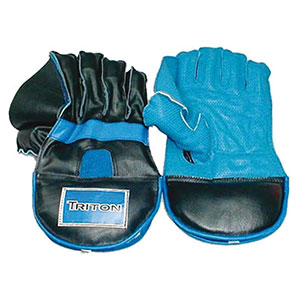 MASTERPLAY WICKET KEEPING GLOVES ADULT