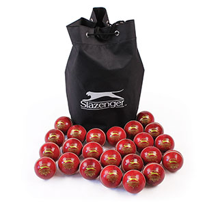 SLAZENGER CROWN MATCH CRICKET BALL
