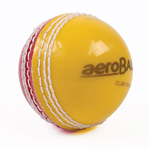 AEROBALL BOWLING TRAINER CRICKET BALL