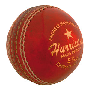GRAYS HURRICANE CRICKET BALL