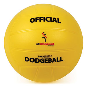 OFFICIAL UKDBA SAFABALL SOFTTOUCH DODGEBALL