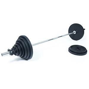 OLYMPIC 135KG SET - 50MM (2'')