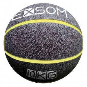 FITKIT RUBBER MEDICINE BALL