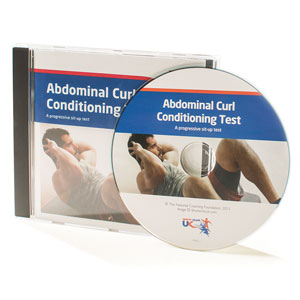 ABDOMINAL CURL CONDITIONING TEST CD