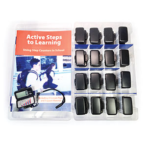 PEDOMETER EDUCATION PACK