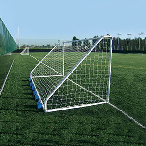 CLASSIC HEAVY DUTY FREESTANDING MINI SOCCER GOAL