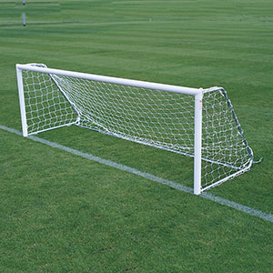FREESTANDING ALUMINIUM 5-A-SIDE FOOTBALL GOAL