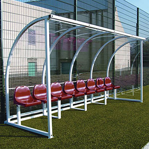 PREMIER CURVED TEAM SHELTER