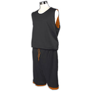 REVERSIBLE BASKETBALL KIT