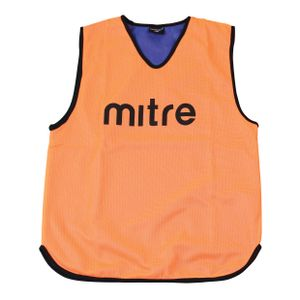 MITRE PRO REVERSIBLE TRAINING BIB