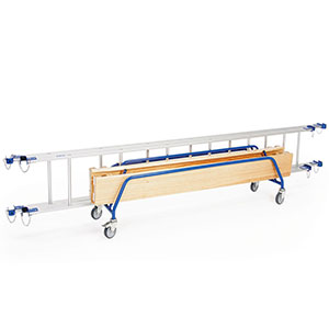 LINKING EQUIPMENT TROLLEY