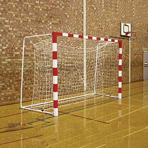 COMPETITION ALUMINIUM HANDBALL GOAL