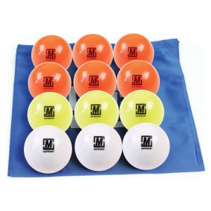 MASTERPLAY POLY VINYL HOCKEY BALL
