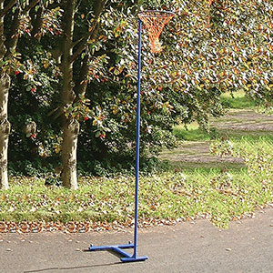 CLUB TELESCOPIC NETBALL POSTS