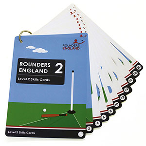 ROUNDERS LEVEL 2 SKILLS CARDS