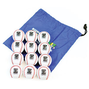SAFABALL SOFT TOUCH ROUNDERS BALL