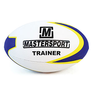 MASTERPLAY TRAINER RUGBY BALL