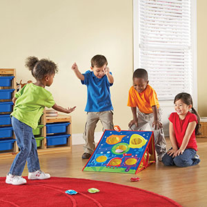 SMART TOSS EARLY SKILLS ACTIVITY SET