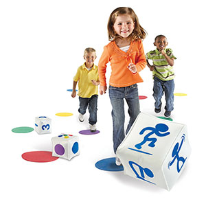 READY, SET, MOVE, CLASSROOM ACTIVITY SET