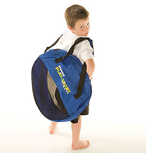 PLAYSPORT HOOP BAG