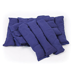 LONG COTTON BEAN BAG