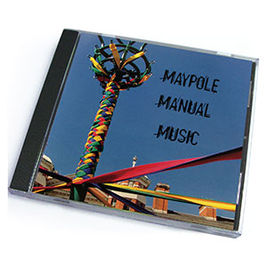 MAYPOLE MANUAL MUSIC, CD
