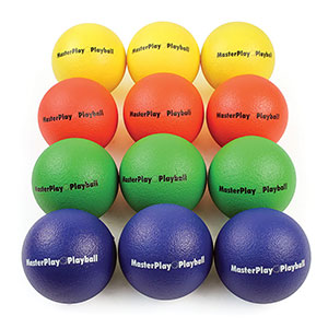 MASTERPLAY PUSKIN PLAYBALL