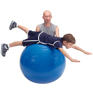PHYSIO GYMNIC BALL
