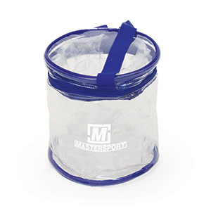 PLAYSPORT BALL BAG CLEAR