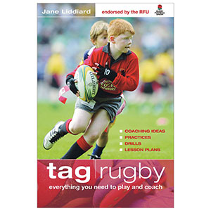 TAG RUGBY: EVERYTHING YOU NEED TO PLAY AND COACH, BOOK