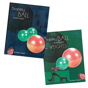 STABILITY BALL EXERCISES BOOK