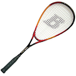 MASTERPLAY ADVANCED SQUASH RACKET