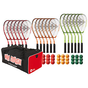 MINI SQUASH CLUB SET