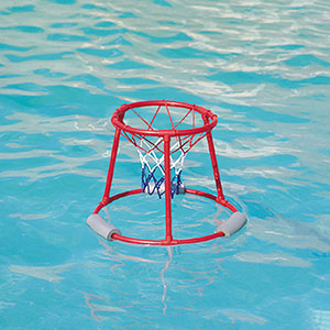MINI WATER BASKETBALL GOAL