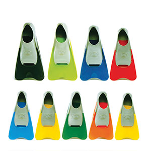 RUBBER SWIMMING FINS