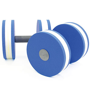AQUA-JOGGING DUMBBELLS