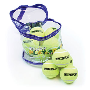 LOW COMPRESSION TENNIS BALL