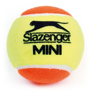 SLAZENGER MINI TENNIS ORANGE TENNIS BALL