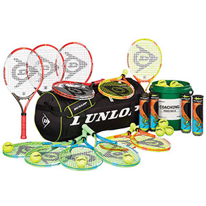 DUNLOP COACHING KIT