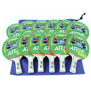 ATEMI 100 TABLE TENNIS BAT