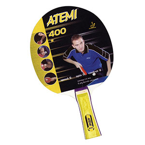 ATEMI 400 TABLE TENNIS BAT
