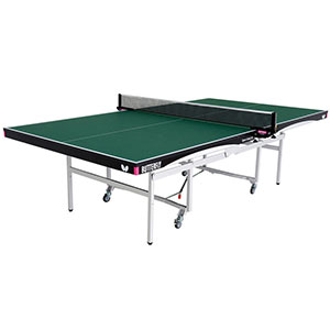 BUTTERFLY SPACESAVER ROLLAWAY TABLE TENNIS TABLE